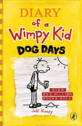 Diary of a Wimpy Kid: 4 Dog Days