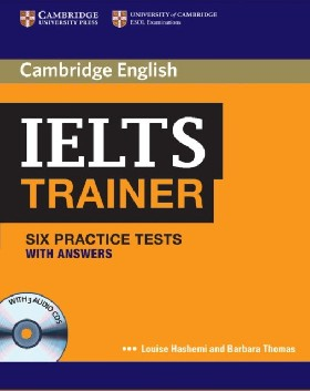 IELTS Trainer Practice Tests +ans/CD (3) 9780521128209