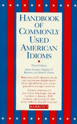 Handbook of Commonly Used American Idioms 3ed.