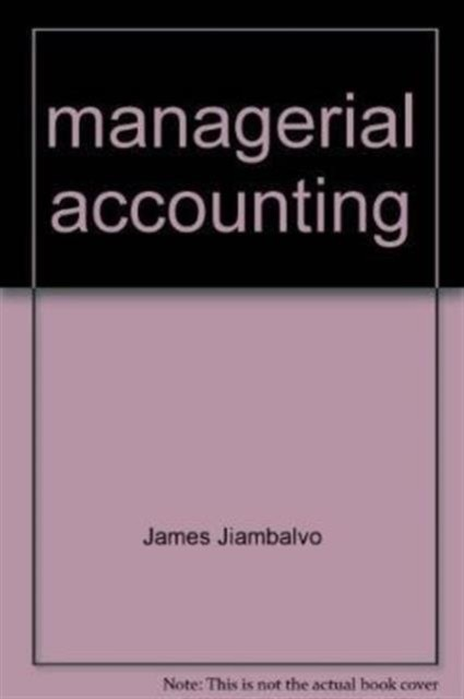 Managerial Accounting, Excel Spreadsheets, 2nd Edition