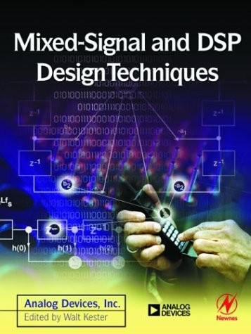 Mixed-signal and DSP Design Techniques,