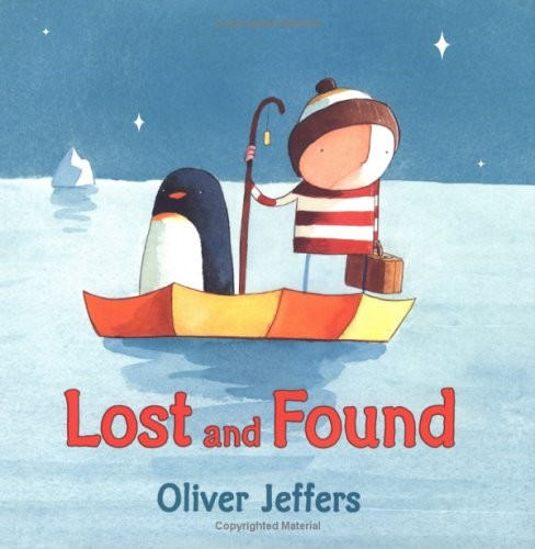 Jeffers, Oliver Lost and Found 9780399245039
