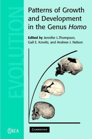 Patterns of Growth and Development in the Genus Homo