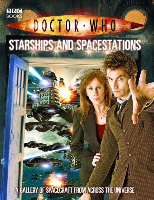Doctor who: Starships & Spacestations