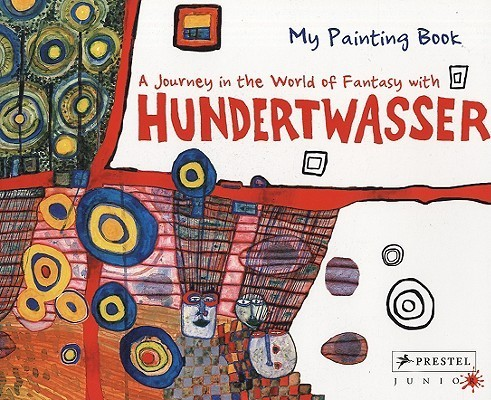 Hundertwasser coloring book