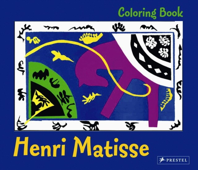 Coloring Book Matisse