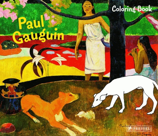 Coloring Book: Gauguin