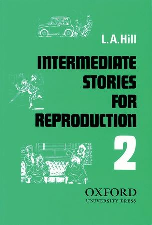 Stories for Reproduction: Intermediate: Book (Series 2)