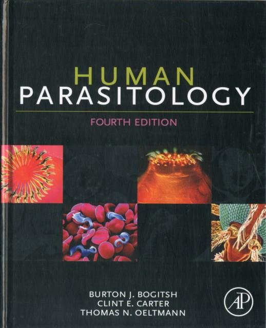 Human Parasitology- 4th ed.