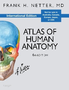 Atlas of Human Anatomy, IE, 6 Ed