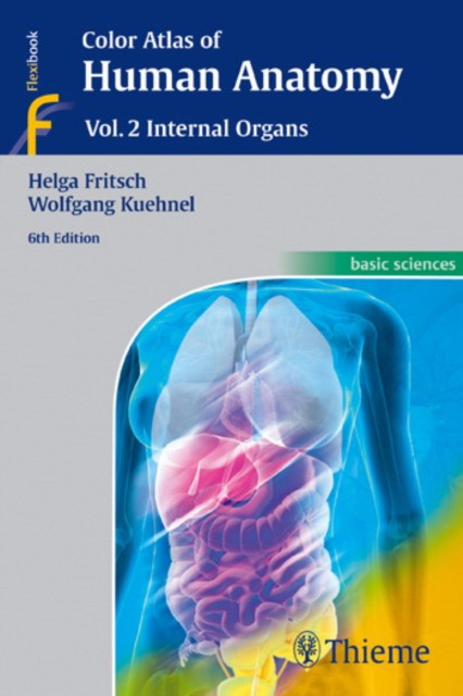 Color Atlas of Human Anatomy: Vol. 2: Internal Organs