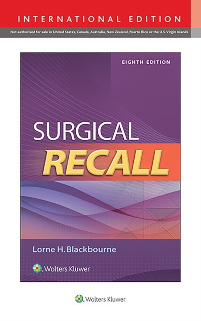 Surgical Recall, International Edition 8e
