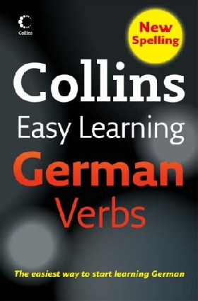Easy Learning German Verbs, Collins